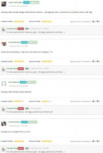 Testimonial Green Coffee